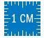 1 Centimeter
