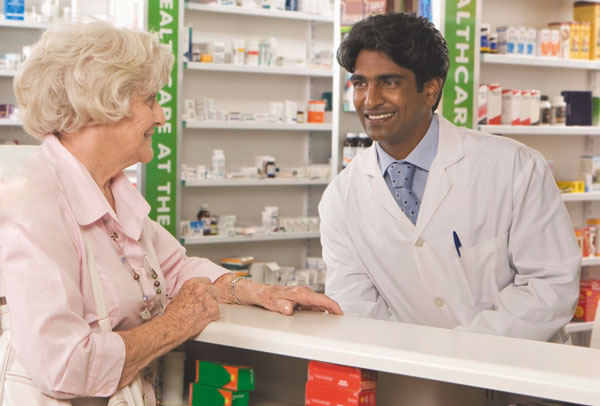 over the counter pharmacy