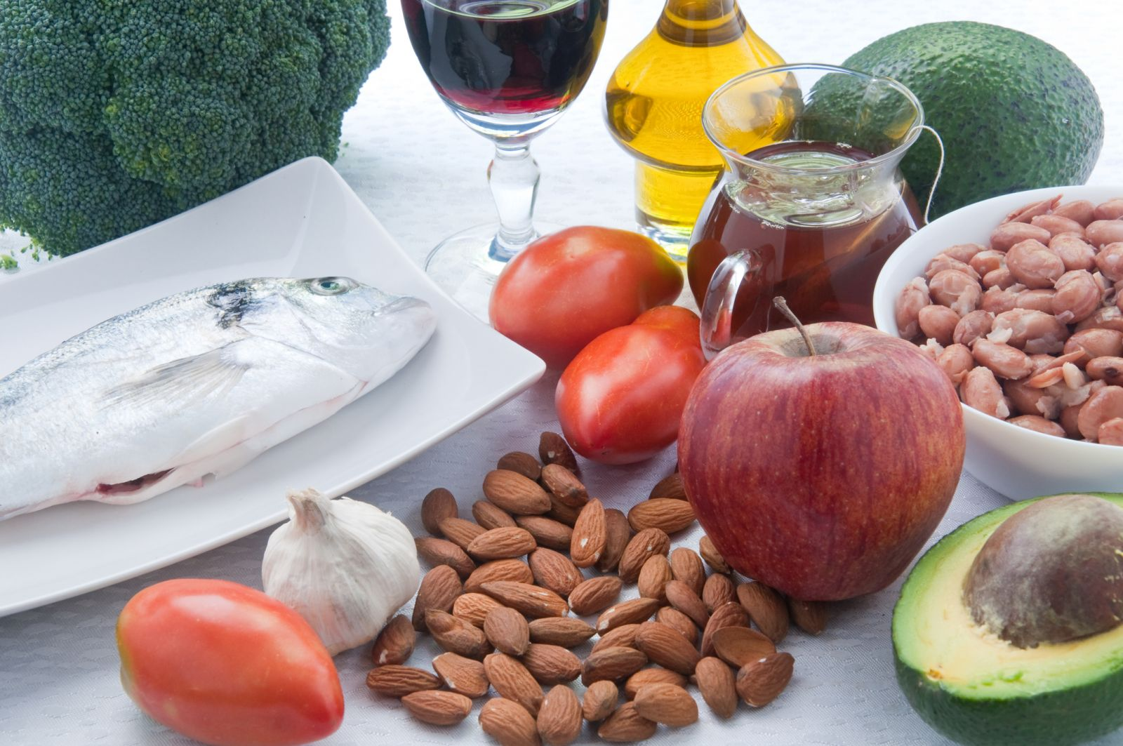 Food and good health - Foods That Lower Cholesterol