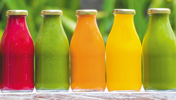 Are fresh juice drinks as good for you as they seem to be ...