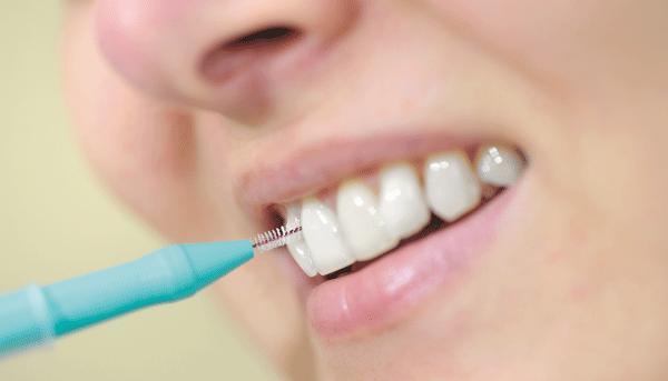 flossing dental health