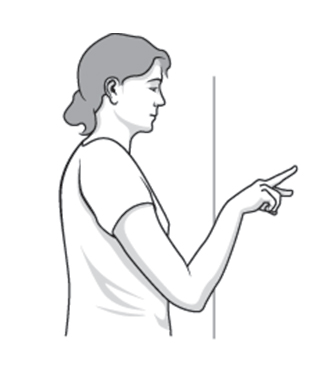 7 stretching strengthening exercises for a frozen shoulder harvard health. Black Bedroom Furniture Sets. Home Design Ideas