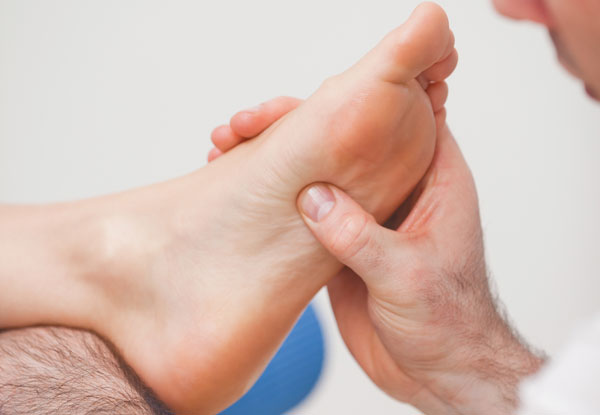 mobility insurance foot care