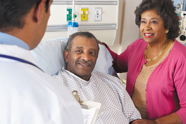 recovering bypass- heart-health-hospital-bed