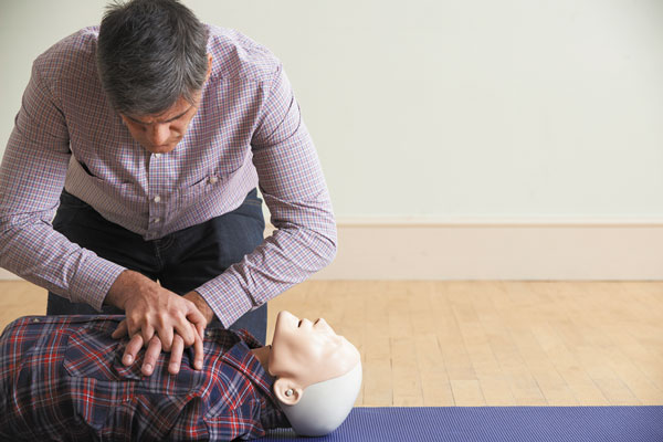 CPR how to save a life