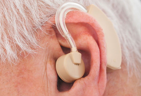 hearing aid brain function