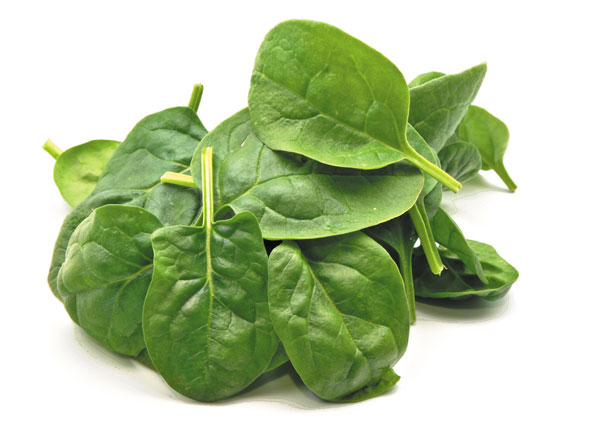 magnesium spinach mineral