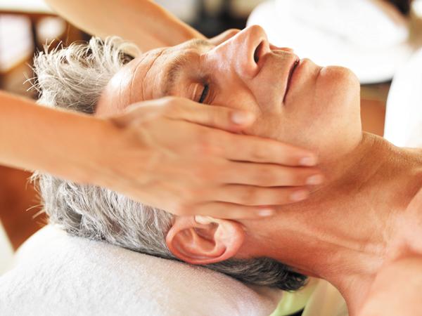 massage healing touch