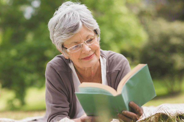 reading adds years to your life