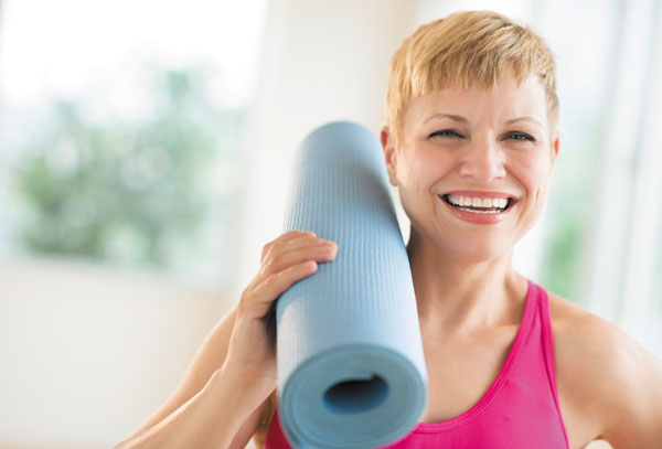 Yoga: Osteoporosis Prevention