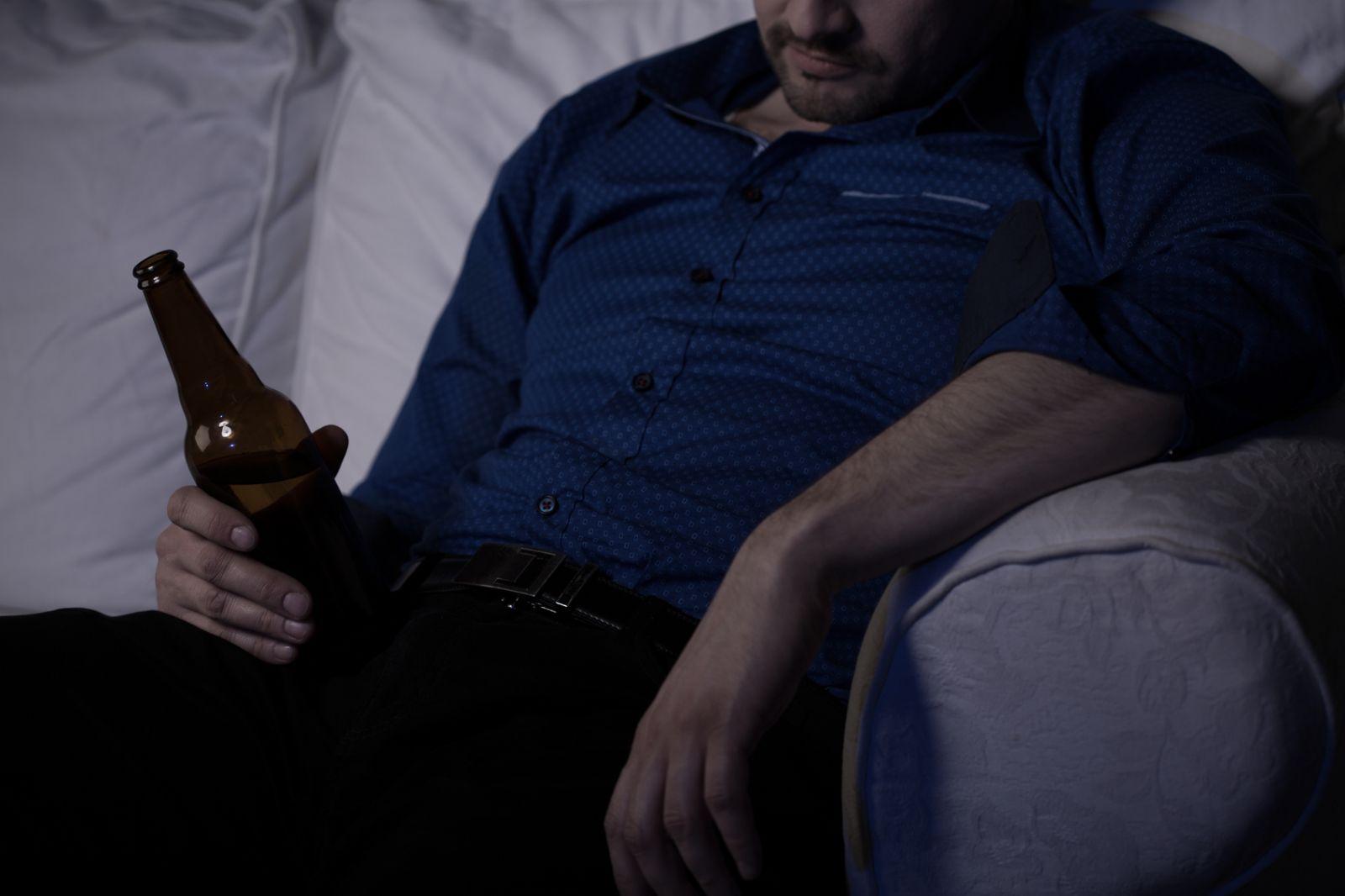 alcohol and fatigue