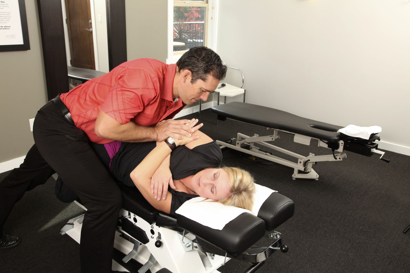 chiropractic care for pain relief