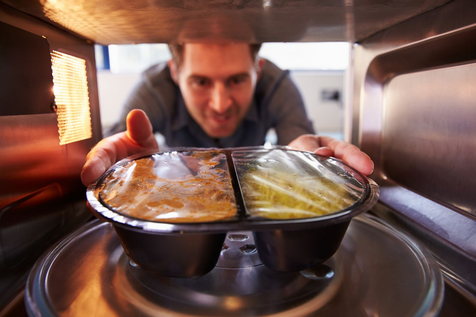 Is It Healthy To Heat Food In Microwave