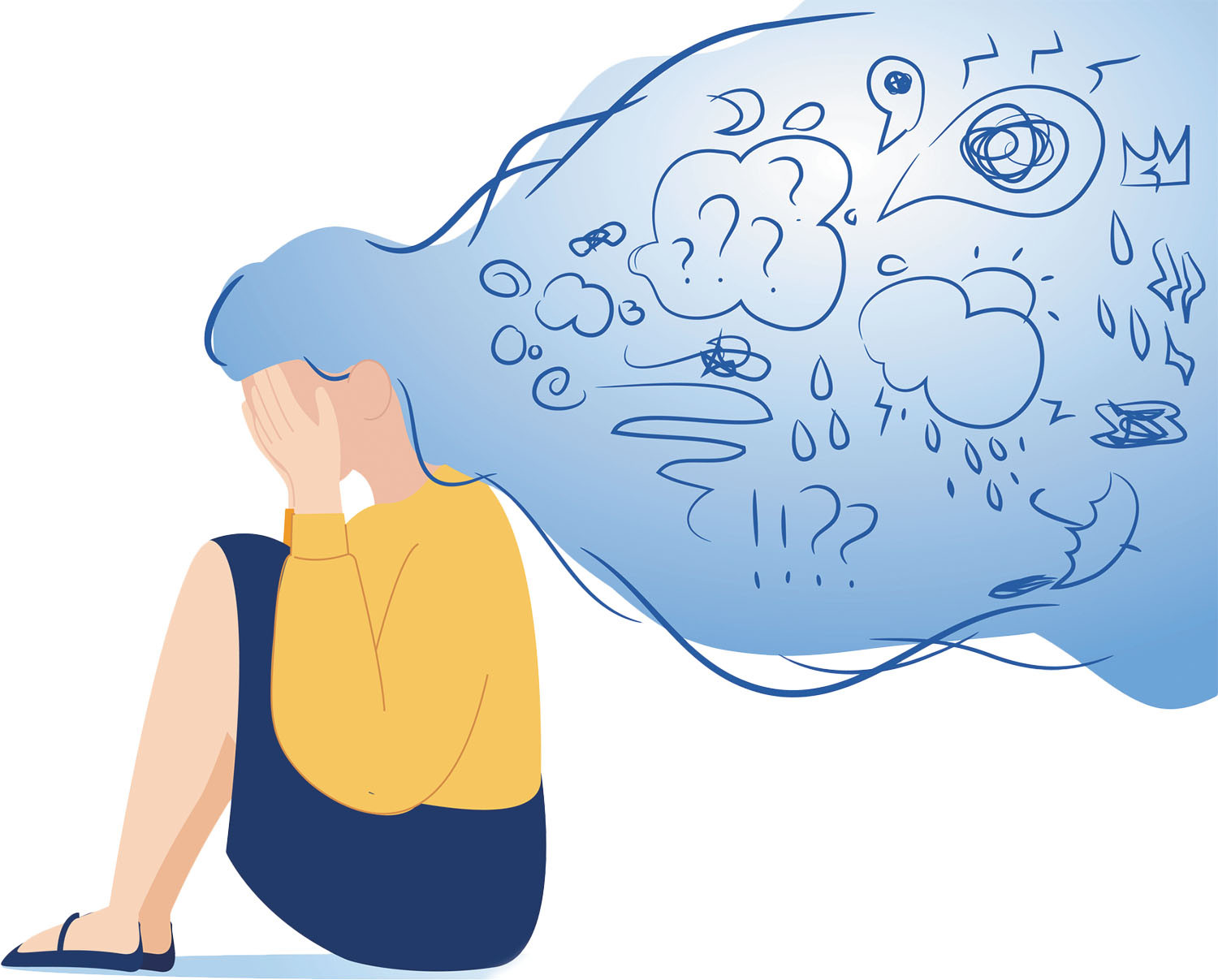 Recognizing and easing the physical symptoms of anxiety - Harvard ...