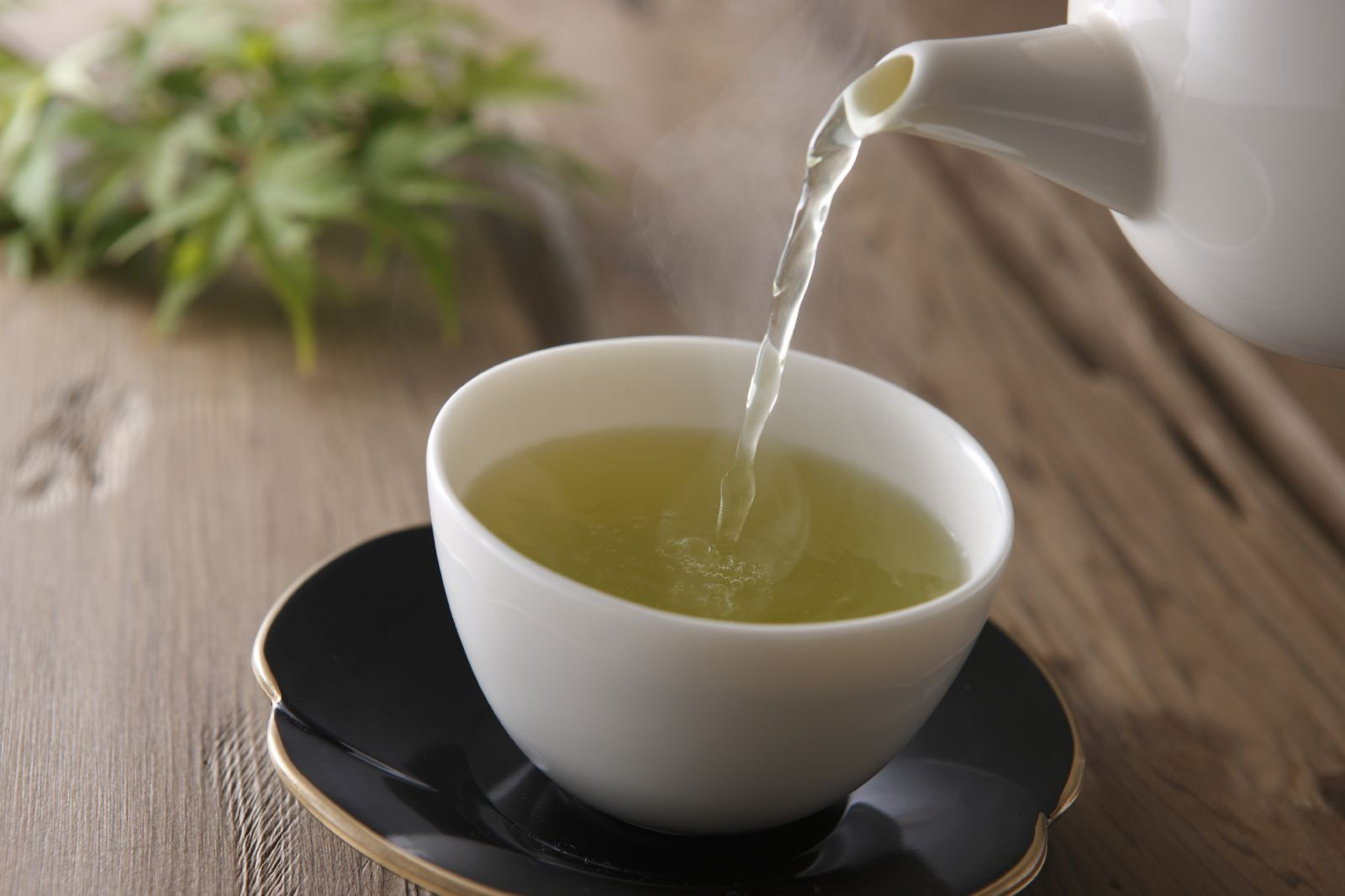 Brewing Evidence For Teas Heart Benefits