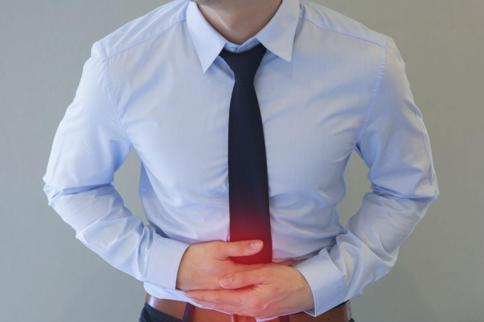 Long-term acid reflux