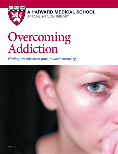 Overcoming Addiction: Find an effective path toward recovery Cover