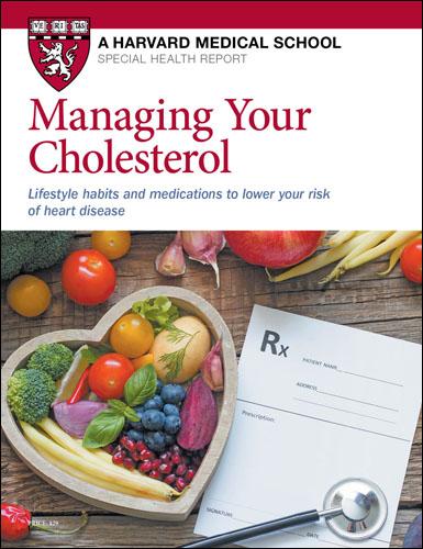 Managing Your Cholesterol