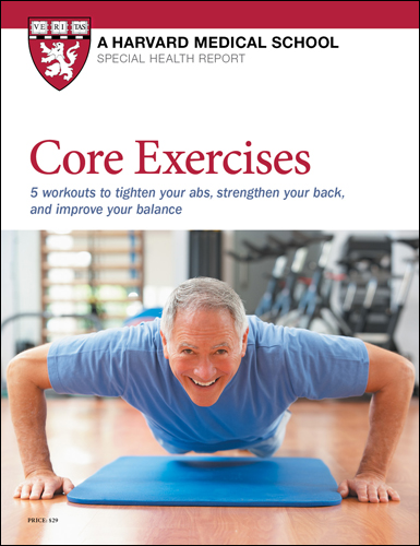 Core Exercises: 5 workouts to tighten your abs, strengthen your back, and improve balance