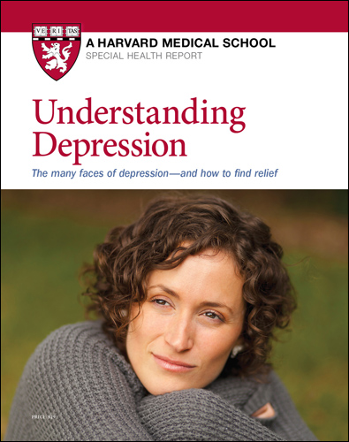 Understanding Depression Cover