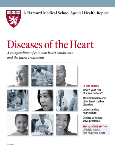 Diseases of the Heart Cover