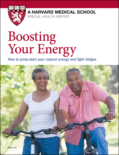 Boosting Your Energy Cover