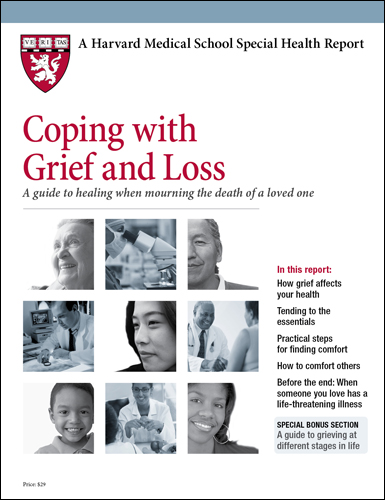 Coping with Grief and Loss: A guide to healing