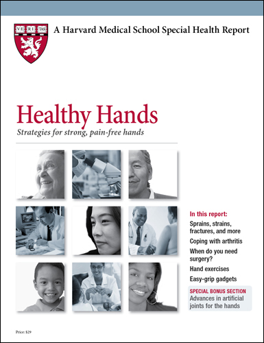 Healthy Hands: Strategies for strong, pain-free hands Cover