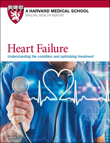 Heart Failure: Understanding the condition and optimizing treatment Cover