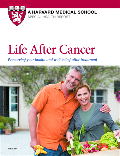 Life After Cancer Cover
