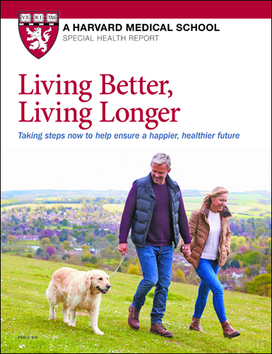 Living Better, Living Longer Cover