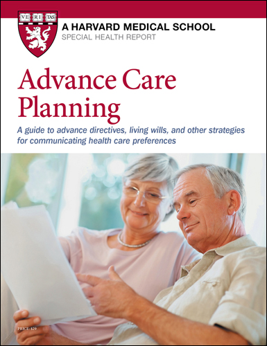 Advance Directives Forms  Harvard Health