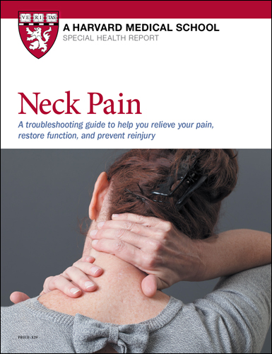 Neck Pain: A troubleshooting guide to help you relieve your pain Cover