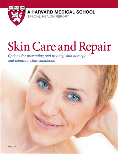 Skin Care and Repair Cover