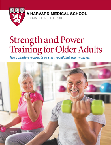 Strength and Power Training for Older Adults