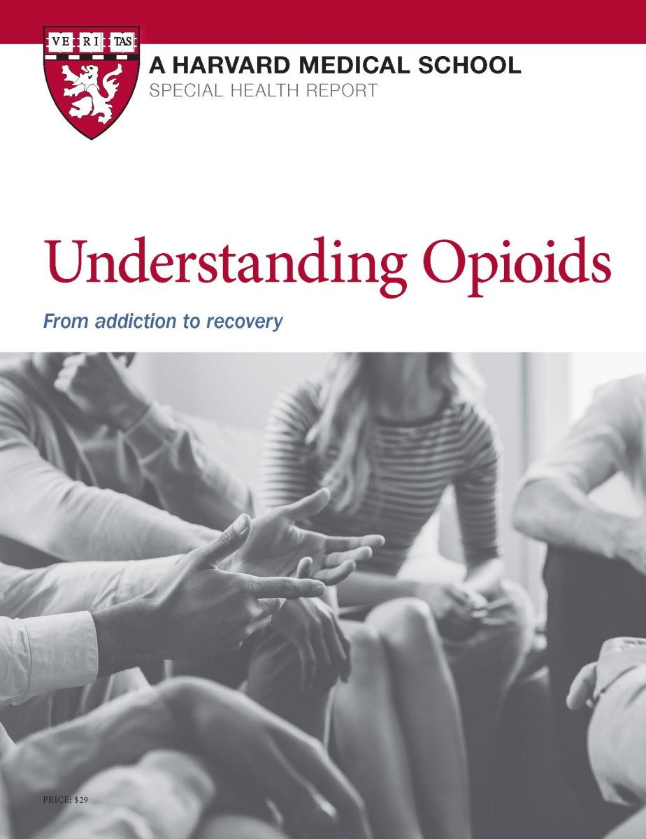 Understanding Opioids: From addiction to recovery Cover
