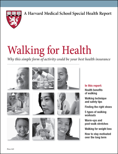 Walking for Health Cover