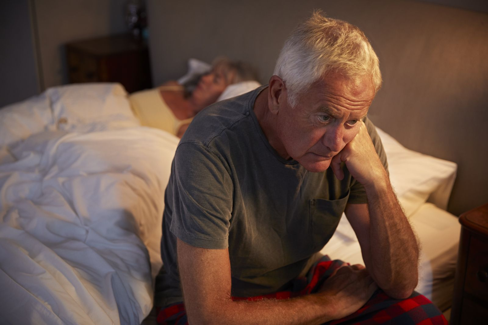 Can't sleep? You may be at risk for atrial fibrillation ...