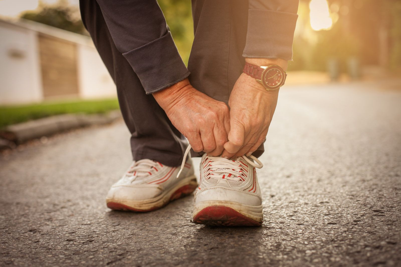 Doctor recommends using ONE pair of shoes to minimise risk